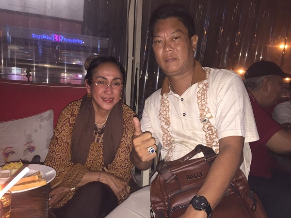 Willy Prakarsa dan Sukmawati